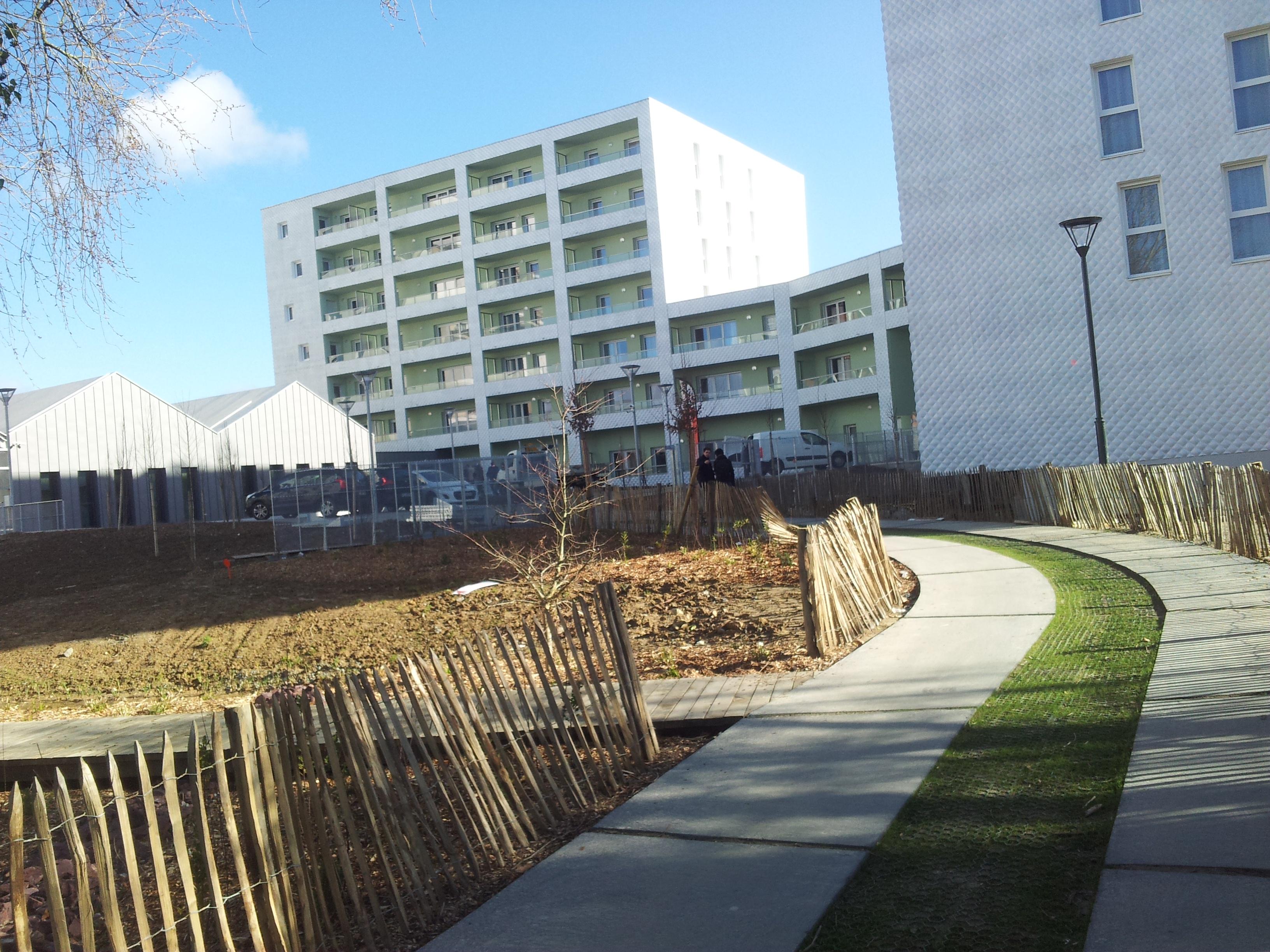 Résidence séniors à Saint Jacques de la Lande
